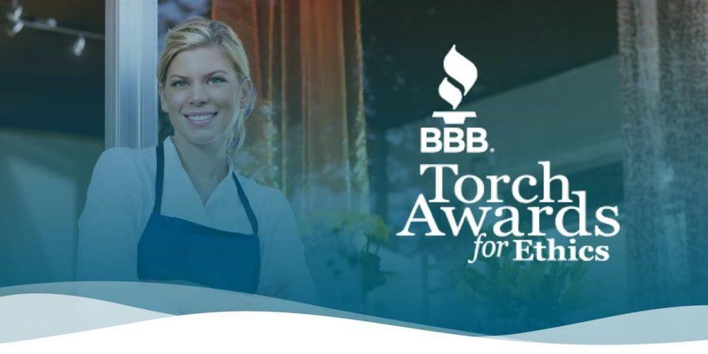 Nectar Cannabis BBB 2019 Torch Award Finalist